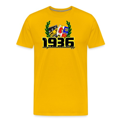 1936 - Männer Premium T-Shirt