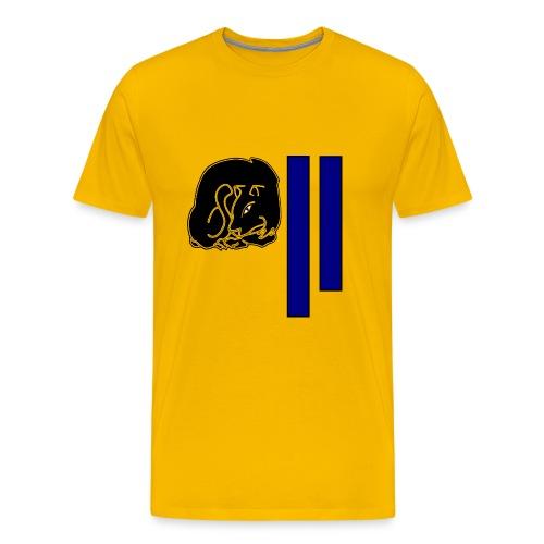 Leipzig lion - Men's Premium T-Shirt