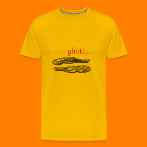 ghoti - Men's Premium T-Shirt