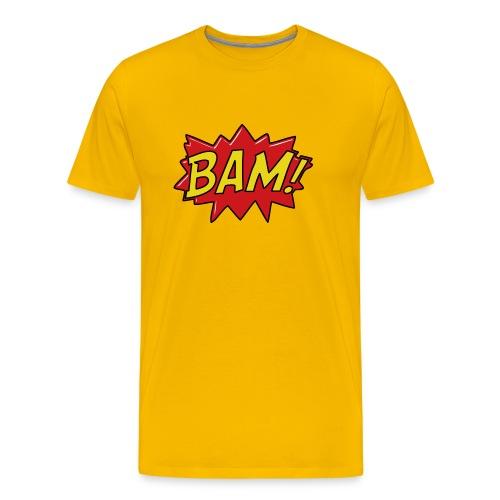 bamtamelijk - Mannen Premium T-shirt