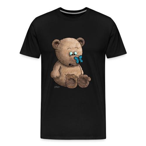 Teddybär - Männer Premium T-Shirt