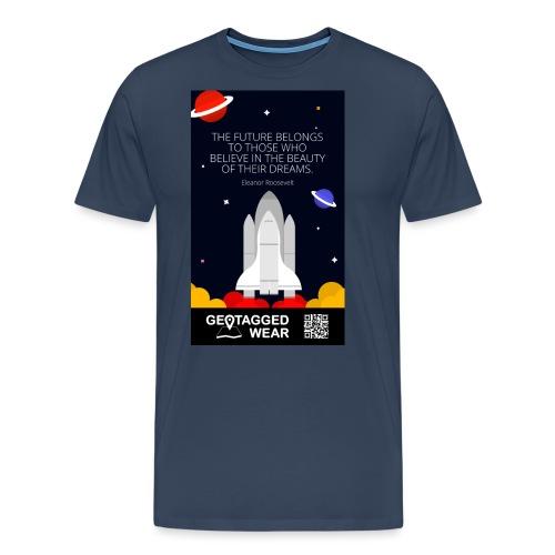 Rocket Science Men - Männer Premium T-Shirt
