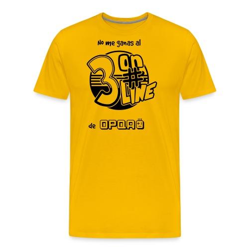 opqa6n - Camiseta premium hombre