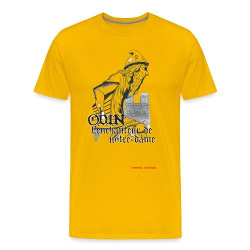 ODIN l'enchanteur de NOTRE DAME - T-shirt Premium Homme