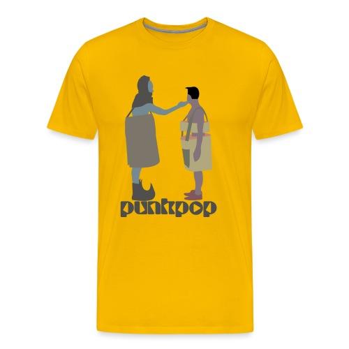 True Faith PunkPop - Maglietta Premium da uomo