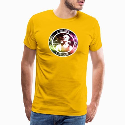135.3db Officiel Patch colors - T-shirt Premium Homme