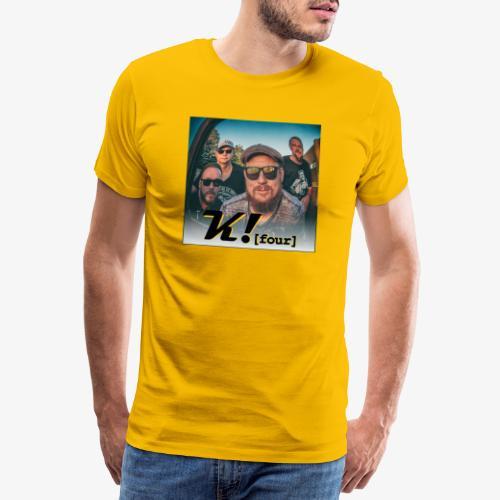 k4 promo - Männer Premium T-Shirt