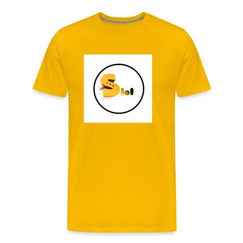 SLOL LOGO - Männer Premium T-Shirt