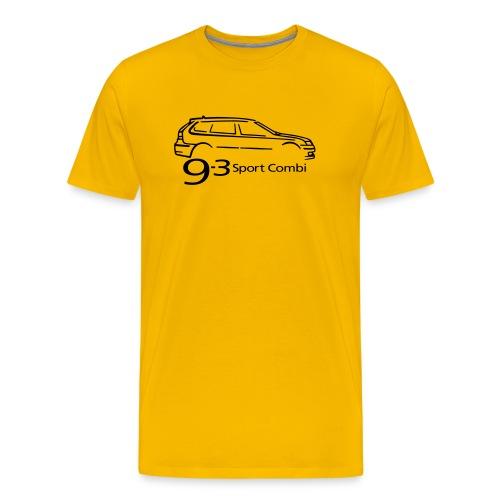 93sc - Men's Premium T-Shirt