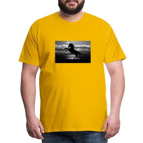 DB7D232D 1CB0 401F 9B91 9EE19B4AFF85 - Herre premium T-shirt