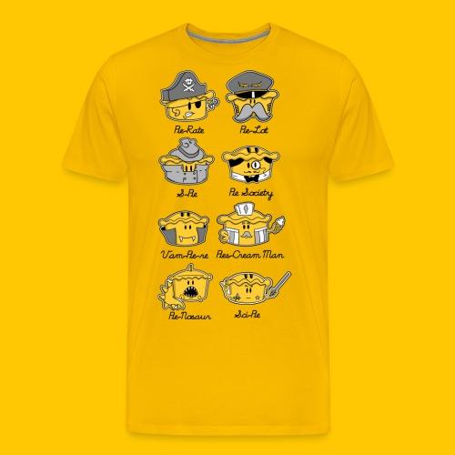 PIES - Men's Premium T-Shirt