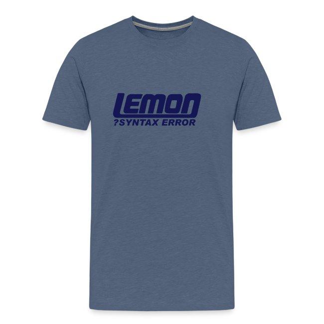 lemon logo syntax error
