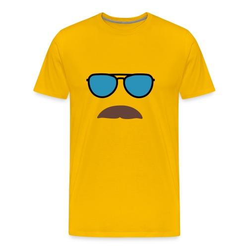 80s Police - Mannen Premium T-shirt