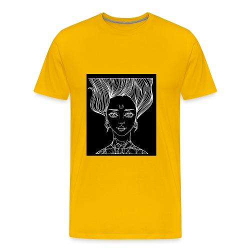 Luna - Maglietta Premium da uomo