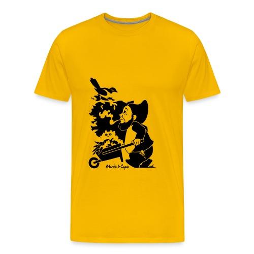 nainbrouettevecto - T-shirt Premium Homme