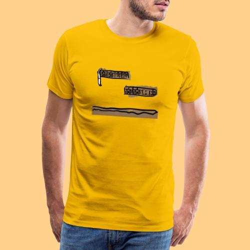 Supra Merio Brush - T-shirt Premium Homme