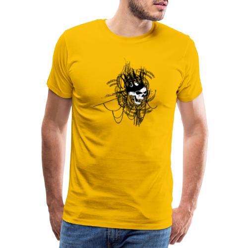 The Clockwork King - Maglietta Premium da uomo