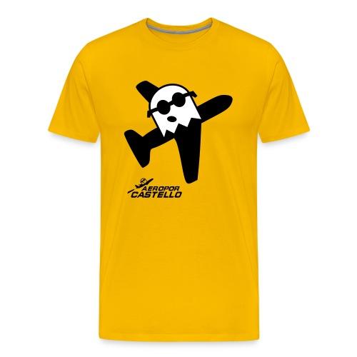 Fabrantasma Color - Camiseta premium hombre