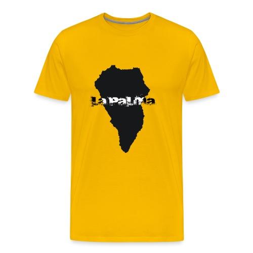 La Palma, Isla Bonita - Camiseta premium hombre