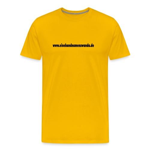 wwwebnw - Männer Premium T-Shirt