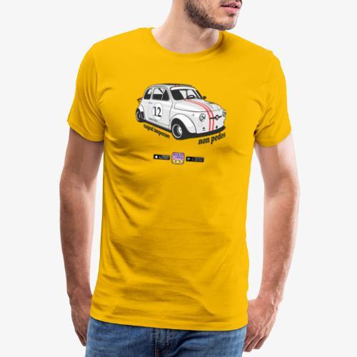 Guida con la TAZZA - Maglietta Premium da uomo