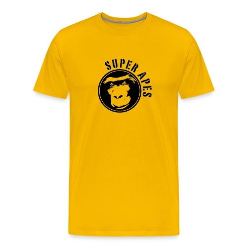 Super Apes Femme - T-shirt Premium Homme
