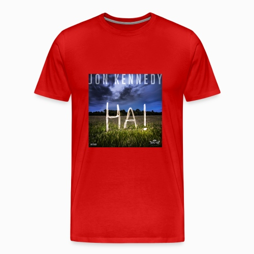 Jon Kennedy Ha JKF040 - Men's Premium T-Shirt