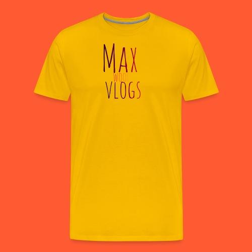 Drawing 1 png - Men's Premium T-Shirt