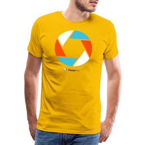 Aperture - Camiseta premium hombre