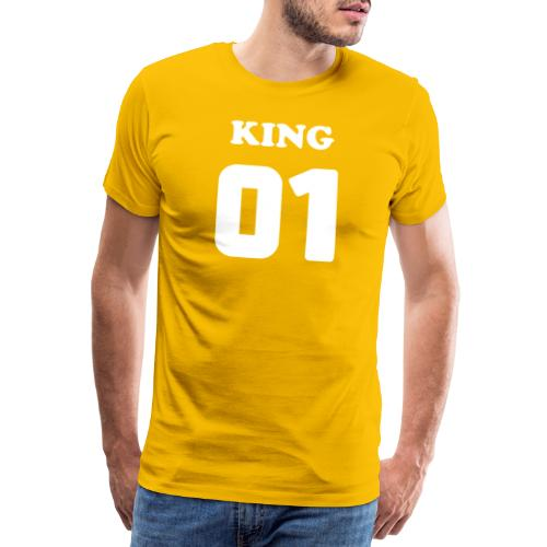 King Design SMK - Männer Premium T-Shirt