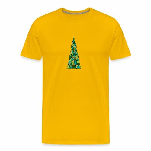 Temps de noel - T-shirt Premium Homme