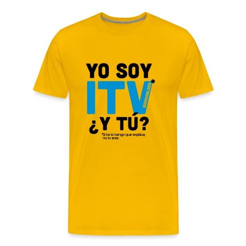 yosoyitv - Camiseta premium hombre