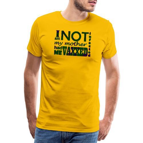 Vaxxed! - Men's Premium T-Shirt