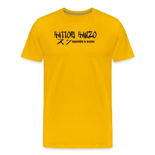 hattorihanzo - Männer Premium T-Shirt