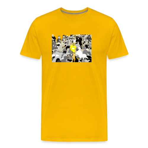 Tour de France - Mannen Premium T-shirt