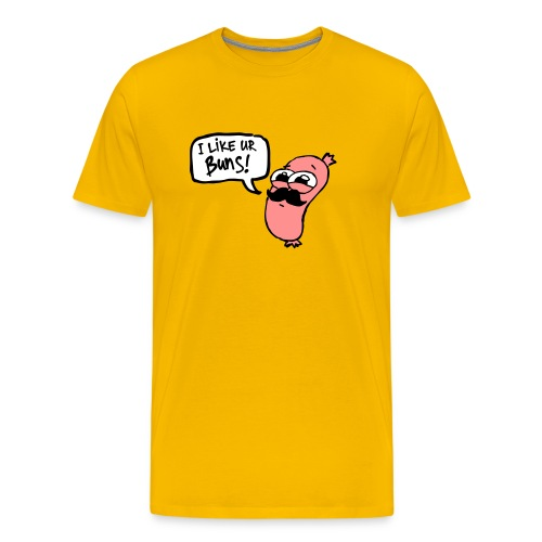 Mr. Sausage - Men's Premium T-Shirt