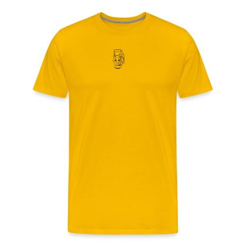 Backpack Zaino - Maglietta Premium da uomo
