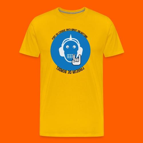 Tee-Shirt Bordel Homme - T-shirt Premium Homme