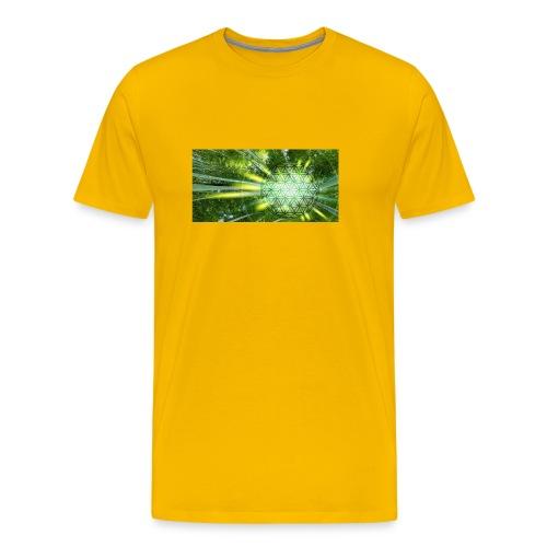 Flower of Life - Männer Premium T-Shirt