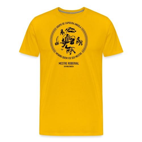 Officiell grupptröja - Premium-T-shirt herr