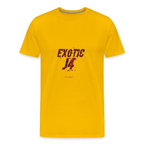 EXOTIC j4 collection - Men's Premium T-Shirt