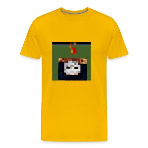 photo - Premium-T-shirt herr