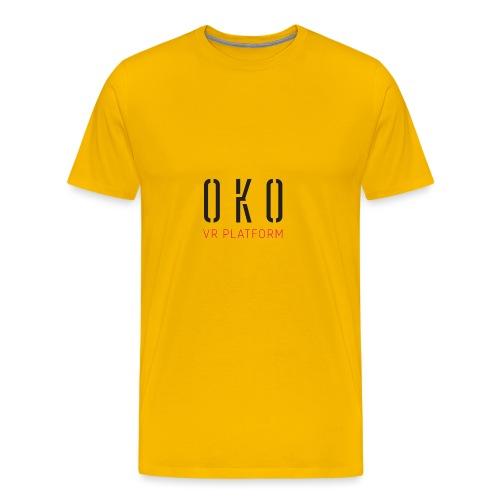 OKO VR PLATFORM - Men's Premium T-Shirt