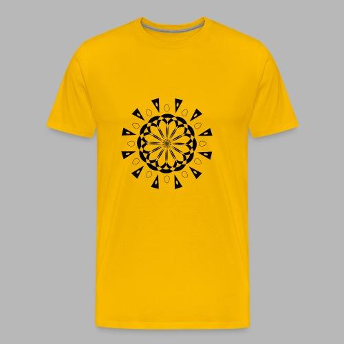 Mandala - T-shirt Premium Homme