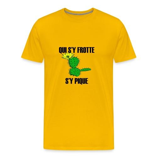 Les câlins sans se blesser - T-shirt Premium Homme