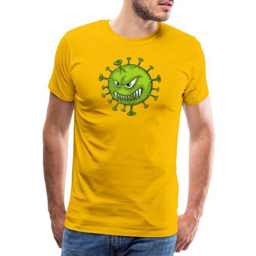 Conrad Corona - Herre premium T-shirt
