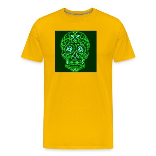 Neon Design - Mannen Premium T-shirt