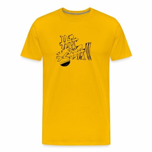 Laugh - Camiseta premium hombre
