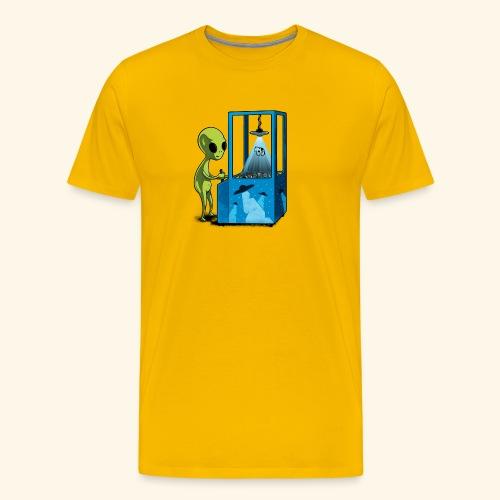 Naolito abduction II - Männer Premium T-Shirt