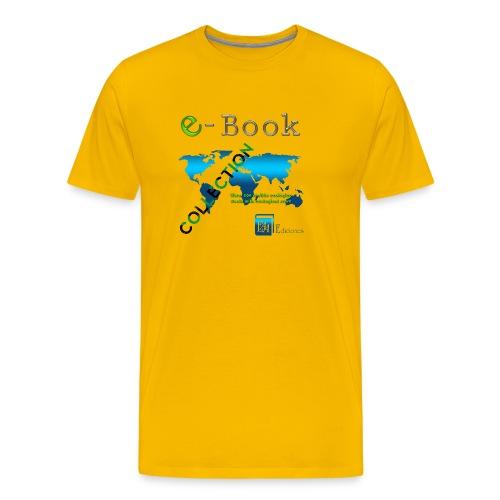 E-Book Collection - Camiseta premium hombre